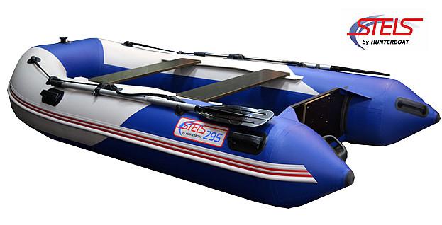 Килевая лодка Хантер СТЕЛС 295