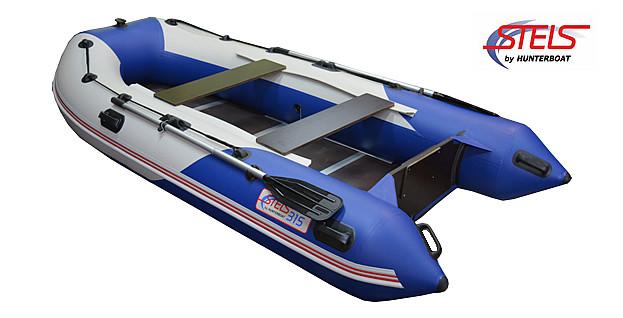 Килевая лодка Хантер СТЕЛС 315