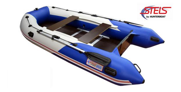 Килевая лодка Хантер СТЕЛС 335