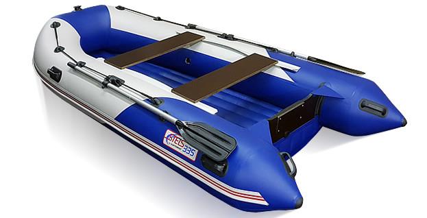 Килевая лодка Хантер СТЕЛС 335 АЭРО