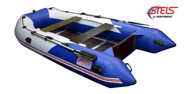 Килевая лодка Хантер СТЕЛС 375