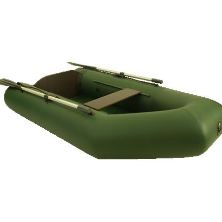 Моторная лодка Арчер-240 Зеленая