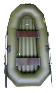 Надувная гребная лодка Helios Гелиос-24