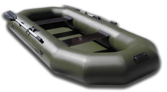 Надувная гребная лодка Helios Гелиос-30