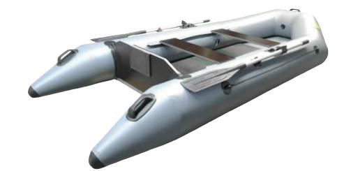 Моторная лодка Helios Гелиос-31МС