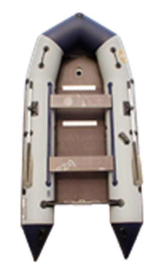 Моторная лодка Helios Пилигрим 350
