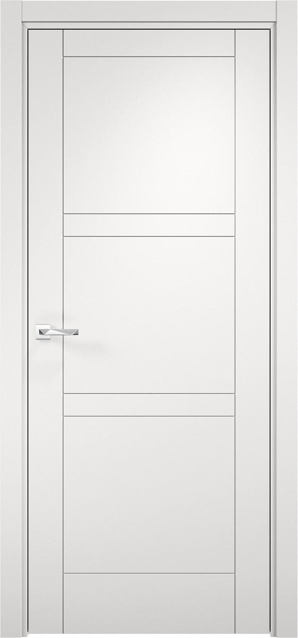 Межкомнатная дверь Верда эмалит Loyard Севилья 01 ДГ Софт айс