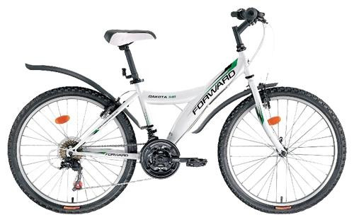 Детский велосипед Forward Dakota 1.0 2018 белый