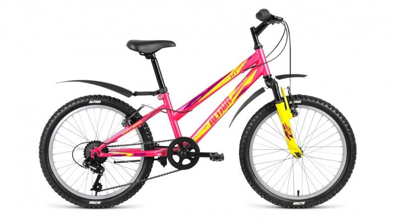 Детский велосипед Altair MTB HT 2.0 Lady 2018 розовый