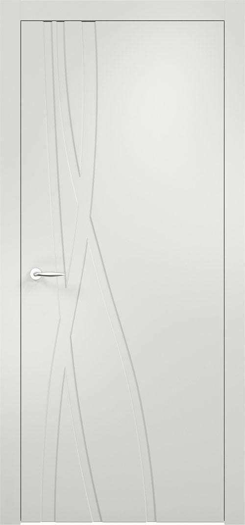 Межкомнатная дверь Верда эмалит Loyard Севилья 28 ДГ Софт айс