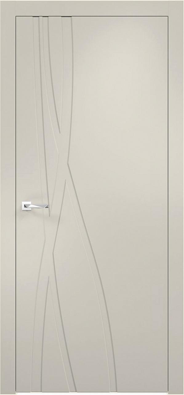 Межкомнатная дверь Верда эмалит Loyard Севилья 28 ДГ Софт Светлый