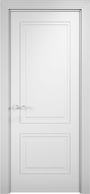 Межкомнатная дверь Верда эмалит Loyard Париж 01 ДГ Софт айс