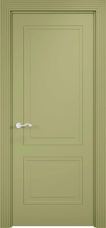 Межкомнатная дверь Верда эмалит Loyard Париж 01 ДГ Софт Фисташка