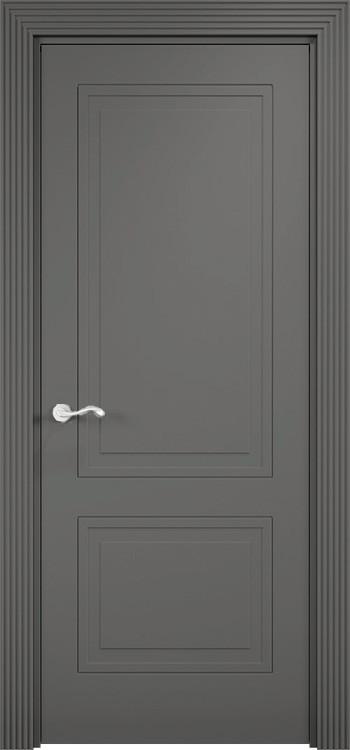 Межкомнатная дверь Верда эмалит Loyard Париж 01 ДГ Софт Графит