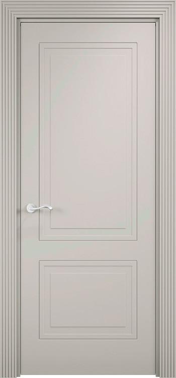 Межкомнатная дверь Верда эмалит Loyard Париж 01 ДГ Софт Грей