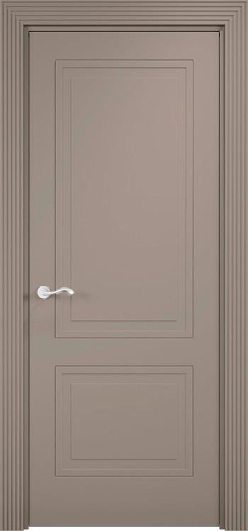 Межкомнатная дверь Верда эмалит Loyard Париж 01 ДГ Софт Мокко