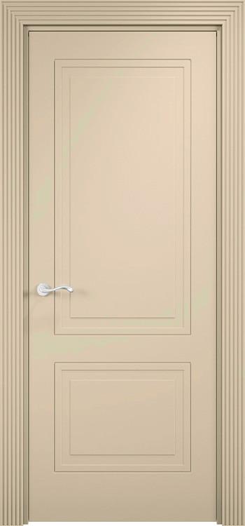 Межкомнатная дверь Верда эмалит Loyard Париж 01 ДГ Софт Панакота