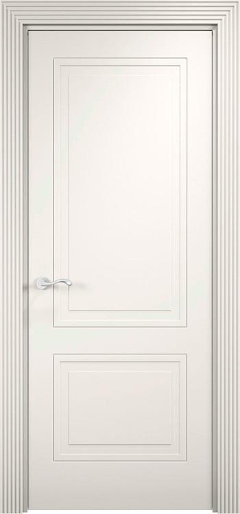 Межкомнатная дверь Верда эмалит Loyard Париж 01 ДГ Софт Светлый