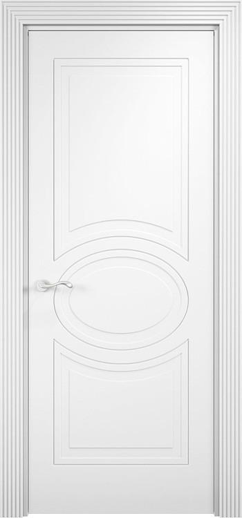 Межкомнатная дверь Верда эмалит Loyard Париж 04 ДГ Софт айс