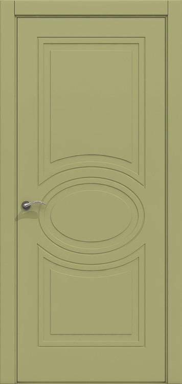 Межкомнатная дверь Верда эмалит Loyard Париж 04 ДГ Софт Фисташка