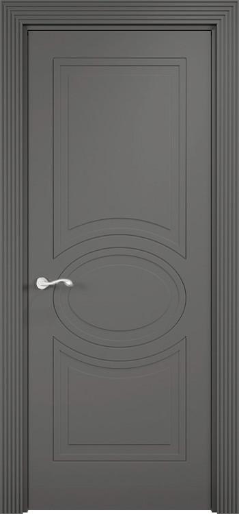 Межкомнатная дверь Верда эмалит Loyard Париж 04 ДГ Софт Графит
