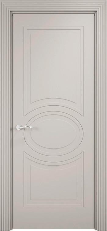 Межкомнатная дверь Верда эмалит Loyard Париж 04 ДГ Софт Грей