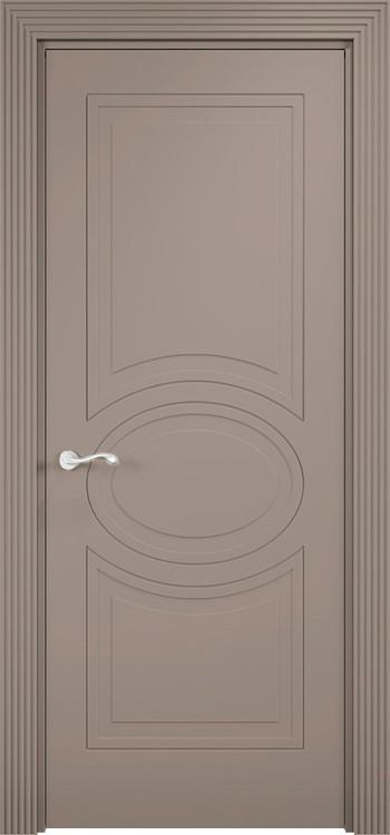 Межкомнатная дверь Верда эмалит Loyard Париж 04 ДГ Софт Мокко