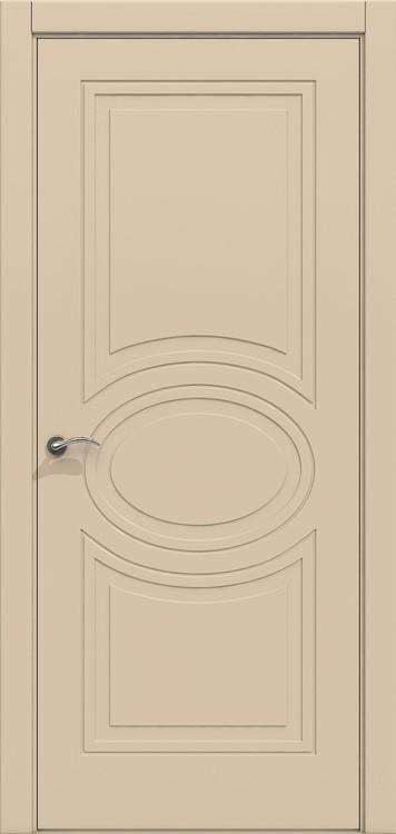 Межкомнатная дверь Верда эмалит Loyard Париж 04 ДГ Софт Панакота