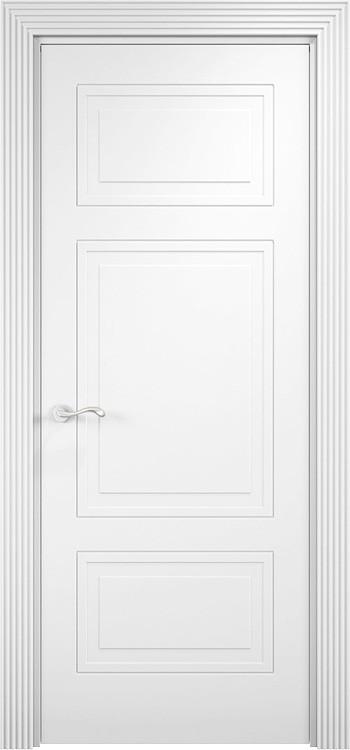 Межкомнатная дверь Верда эмалит Loyard Париж 05 ДГ Софт айс