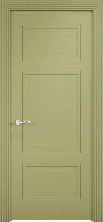 Межкомнатная дверь Верда эмалит Loyard Париж 05 ДГ Софт Фисташка