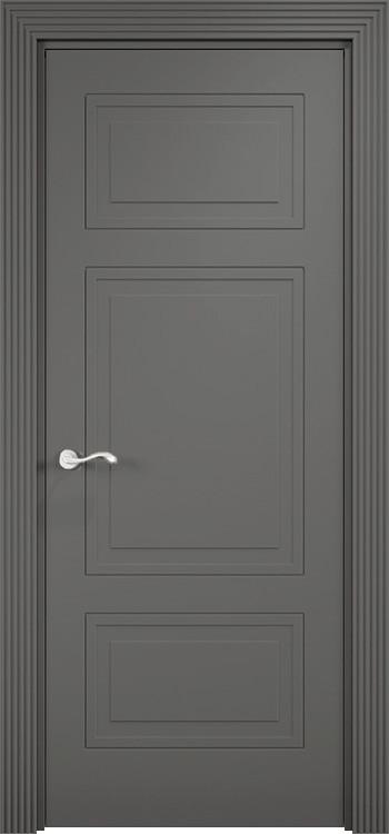 Межкомнатная дверь Верда эмалит Loyard Париж 05 ДГ Софт Графит