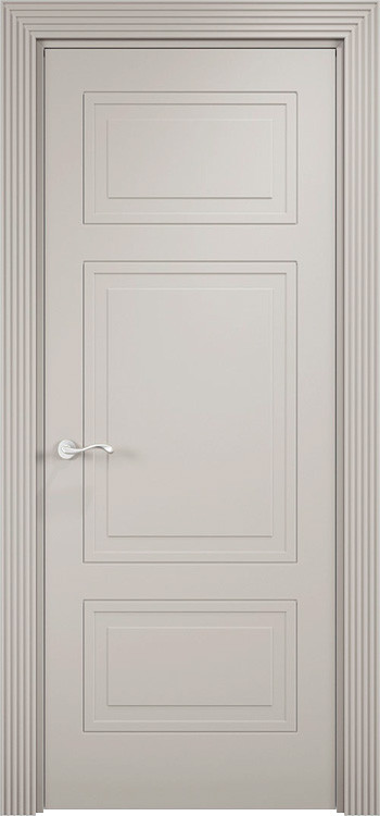 Межкомнатная дверь Верда эмалит Loyard Париж 05 ДГ Софт Грей