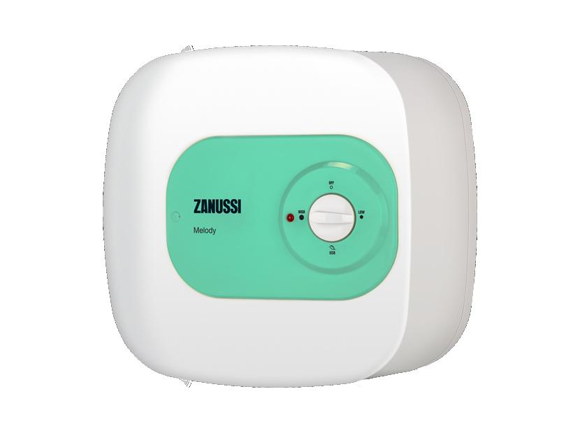 Водонагреватель накопительный электрический Zanussi ZWH/S 10 Melody U (Green)