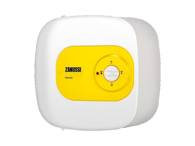 Водонагреватель накопительный электрический Zanussi ZWH/S 10 Melody O (Yellow)