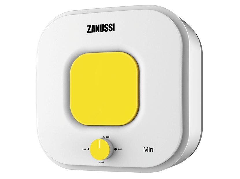 Водонагреватель накопительный электрический Zanussi ZWH/S 10 Mini O (Yellow)