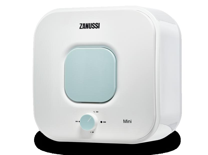 Водонагреватель накопительный электрический Zanussi ZWH/S 10 Mini U (Green)