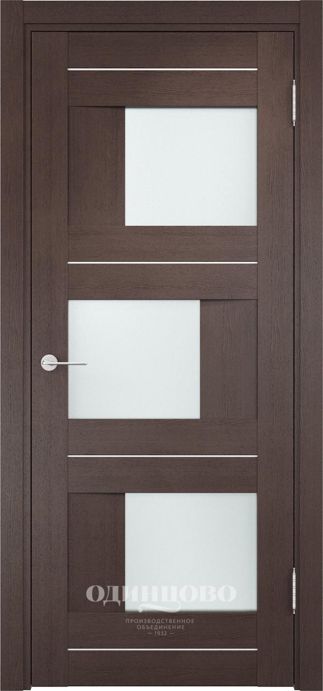 Межкомнатная дверь Верда экошпон Casaporte Сицилия 14 ДО Венге 600x2000 (ПОСЛЕДНИЙ РАЗМЕР ПО АКЦИИ)