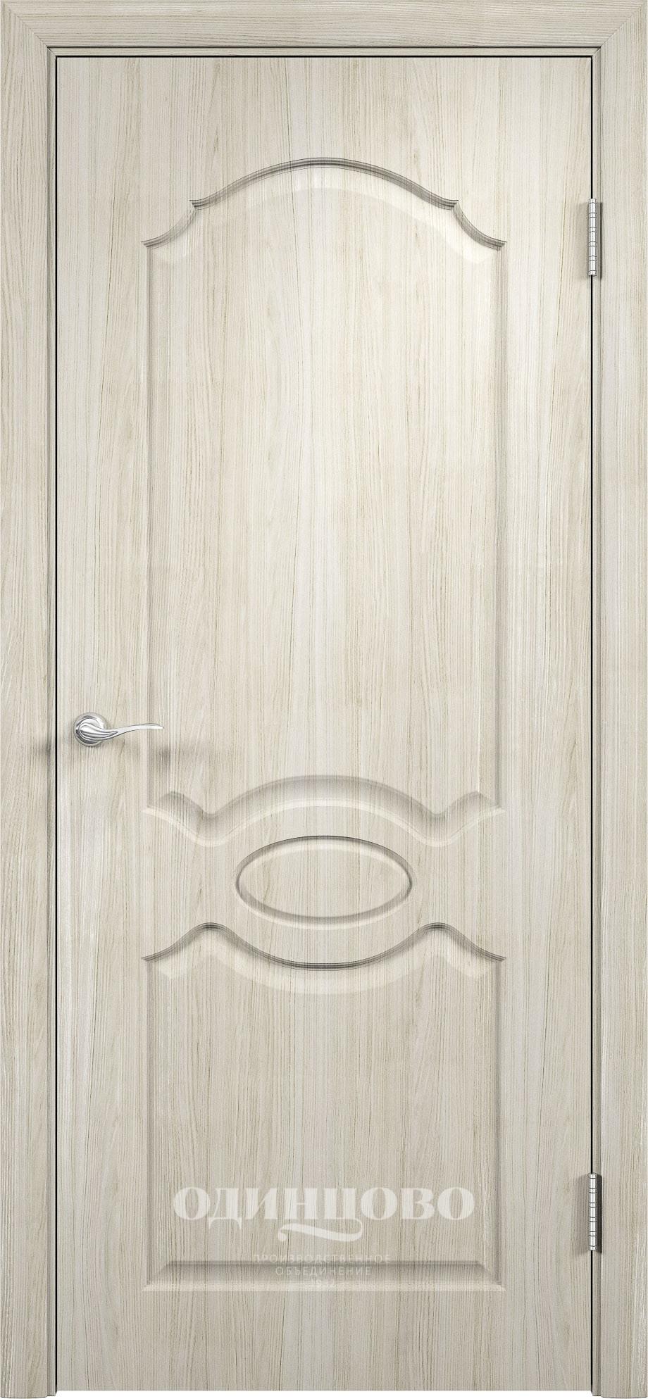 Межкомнатная дверь Верда скин экошпон Афина ДГ Беленый дуб мелинга 800x2000 (ПОСЛЕДНИЙ РАЗМЕР ПО АКЦИИ)
