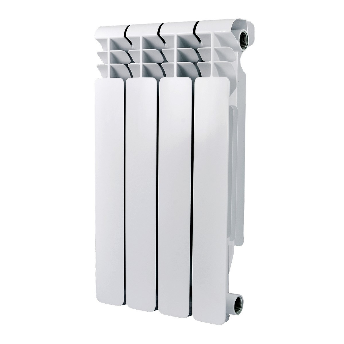 Радиатор алюминий Classic 200 10 секций 1,280кВт Ogint 117-6001