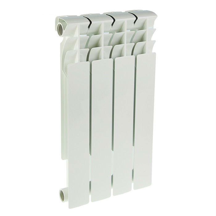 Радиатор биметалл Ultra 500 4 секции 0,708кВт Ogint  017-3691