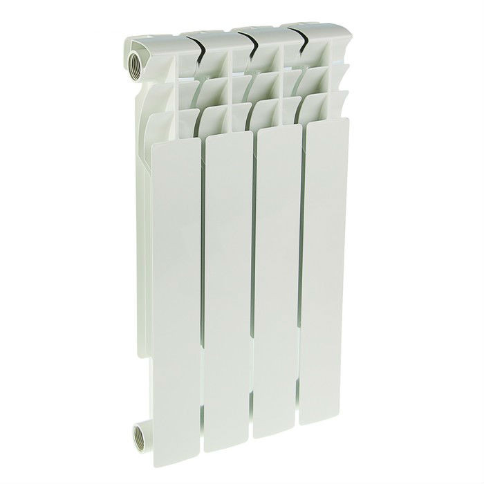 Радиатор биметалл Ultra 500 6 секций 1,062кВт Ogint  017-3693