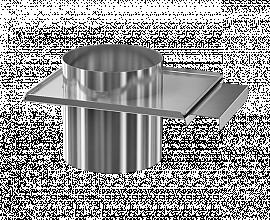 Шибер-задвижка d115