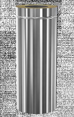 Сэндвич d 115/200 нерж/зерк. 1000 мм.