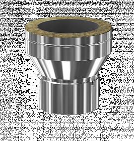 Заглушка с конденсатосборником d200/280