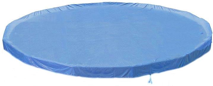 Тент защитный круг Azuro 3,6 м голубой, арт. 3EXX0095