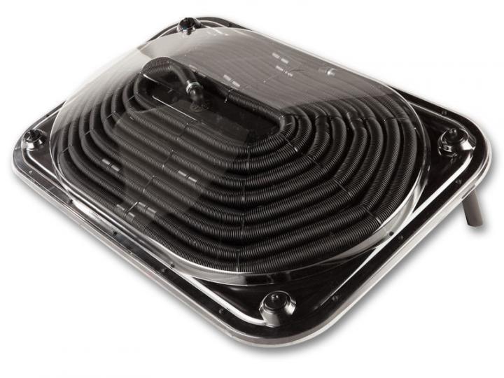Коллектор солнечный Azuro Spiral 1,2x0,8x0,4 м, арт. 3EXX0052