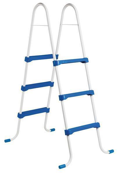 Лестница для сборного бассейна Mountfield Azuro, высота 1,1 м, арт. 3EXX0174[3EXX0118]
