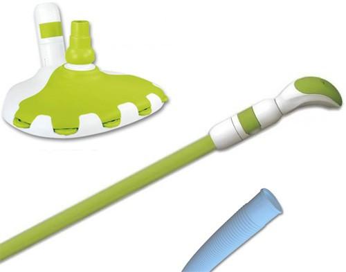 Комплект пылесоса Mountfield Green Line для бассейнов Azuro / Ibiza 9 метров, арт. 48041+50667+50677