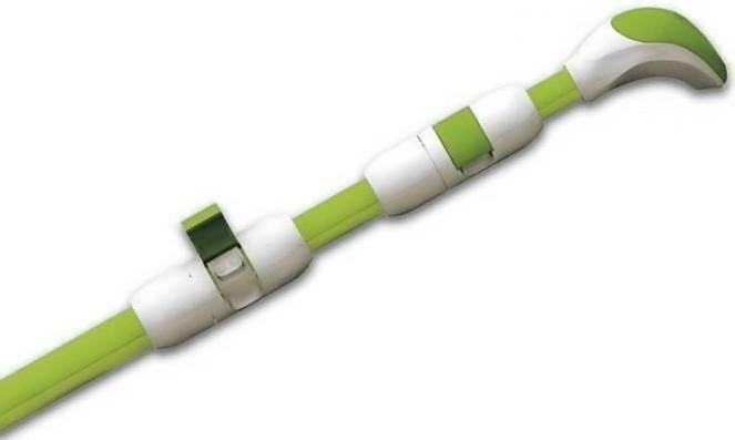 Штанга Mountfield Green-Line для бассейнов Azuro / Ibiza телескопическая 2,4-4,8, арт. 3BVZ0148