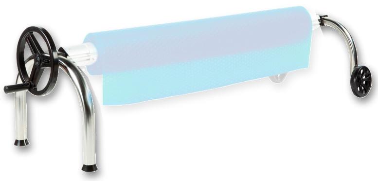 Опоры для ролика Mountfield для бассейна Azuro / Ibiza передвижные (колеса с одной стороны), арт. 3BPZ0048